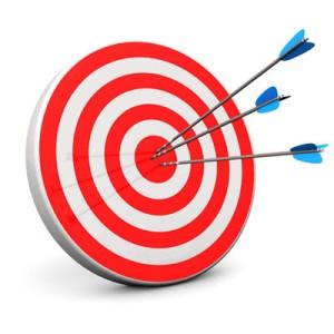 relevancy, bullseye